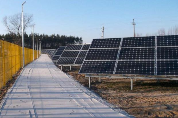 Otwarto największą farmę fotowoltaiczną w Polsce
