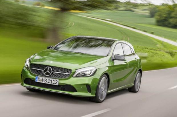 Mercedes-Benz zmodyfikował A-Klasę