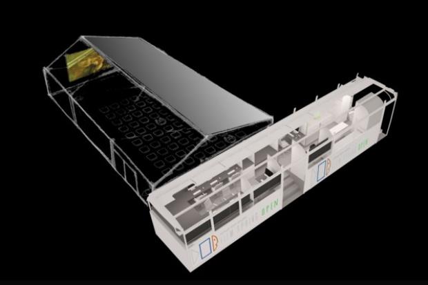 Solaris wybuduje... studio filmowe na kołach