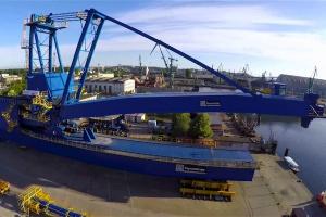 Zamet Industry na końcowym etapie budowy shiploadera