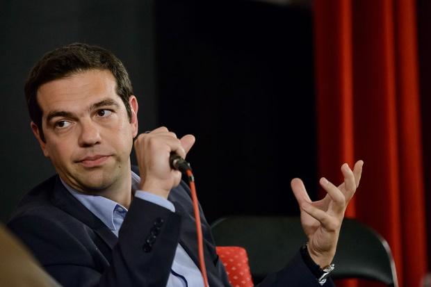 Grexit celem Syrizy?