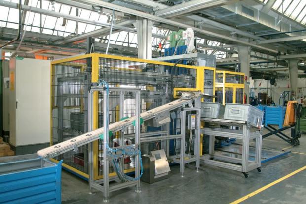 Nowa fabryka motoryzacyjna w katowickiej strefie