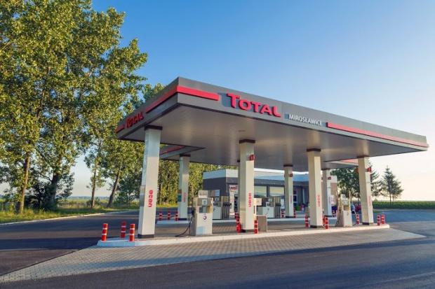 Total otwiera kolejne stacje w Polsce