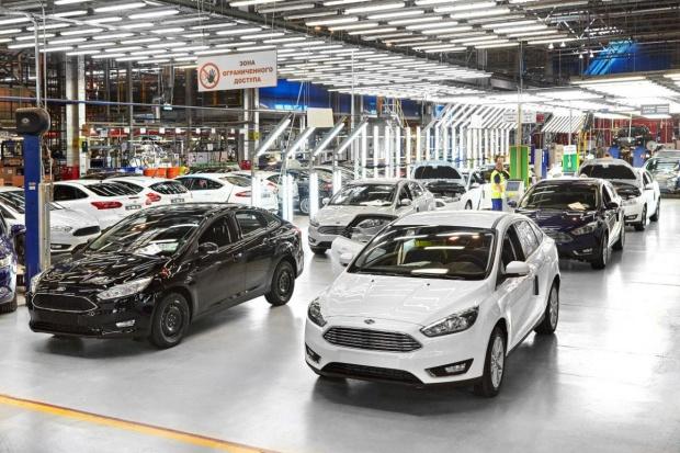 Ford uruchomił produkcję kolejnego modelu w Rosji