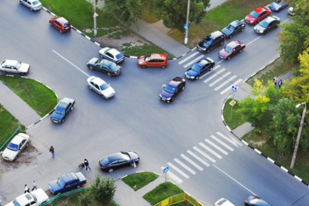 Polski kierowca - łatwa ofiara