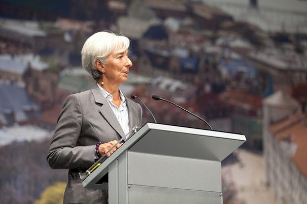 Lagarde: MFW pozostaje silnie zaangażowany, by pomóc Grecji