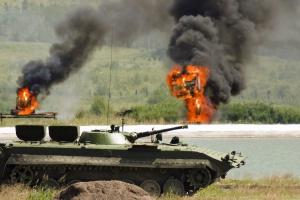 Ludzie w Donbasie zamiast pieniędzy dostają strach