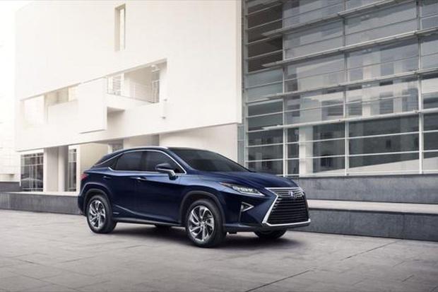 Czwarte pokolenie Lexusa RX