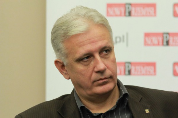 Dominik Kolorz reprezentantem Ruchu Kukiza na Śląsku