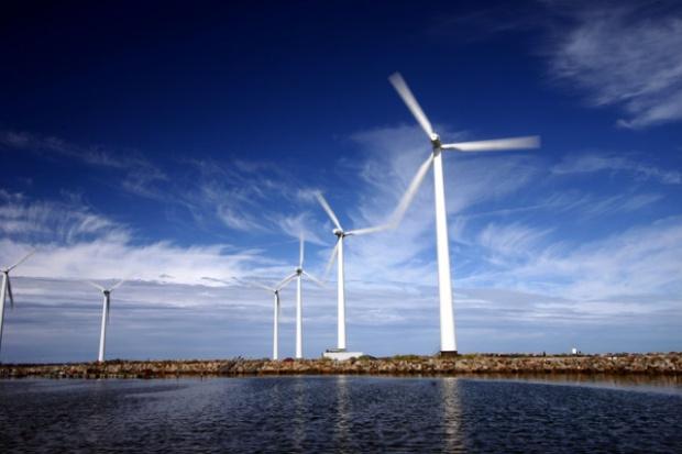 Dania pobiła rekord w produkcji energii z wiatru
