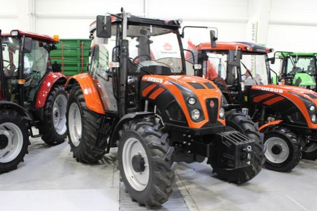Ursus sprzedaje coraz więcej ciągników w Polsce