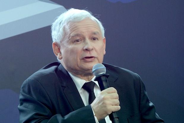 Kaczyński: jesienią może zabraknąć na pensje dla górników