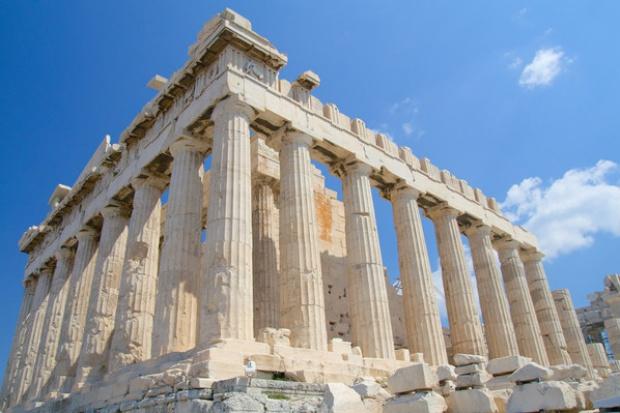 Greckie wyspy i ruiny mogą trafić do specjalnego funduszu