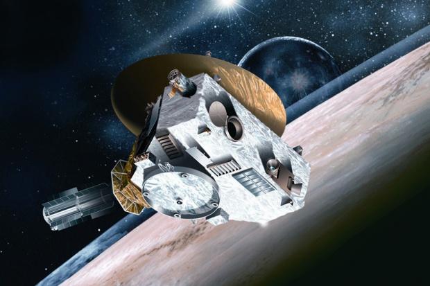 Historyczna misja. New Horizons zbliżył się do Plutona