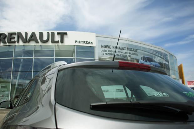 Renault zyskuje w Europie, traci na rynkach wschodzących