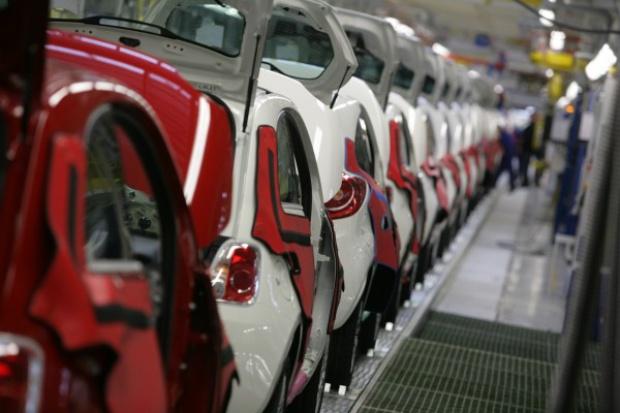 W Tychach rozpoczęto produkcję nowej wersji Fiata 500