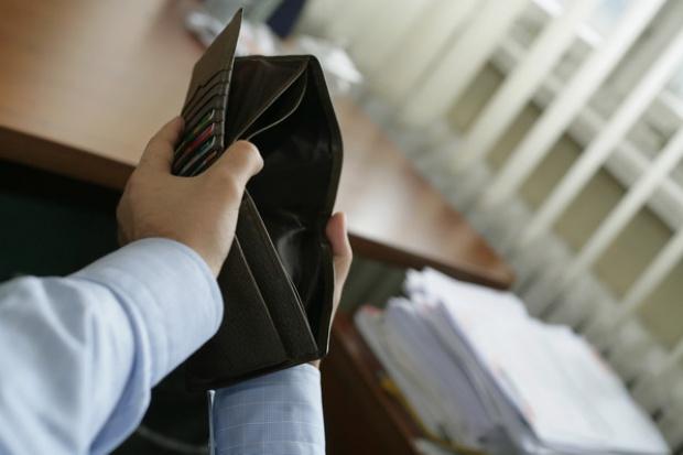 Polacy żyją na kredyt. Ale niższy niż Unia