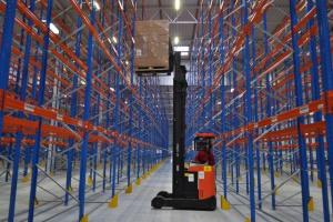 Nowy magazyn Auchan w Mszczonowie da pracę 400 osobom