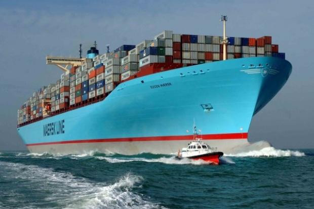 Maersk podniesie stawki frachtu