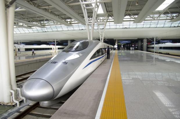 Sektor KDP ciągnie chiński przemysł kolejowy
