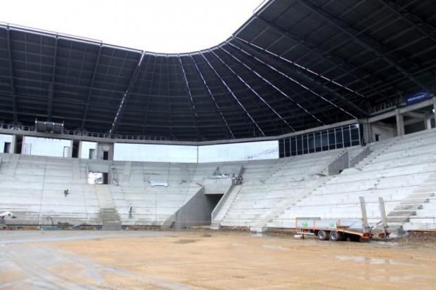 Śląskie. Otwarto Stadion Miejski w Tychach
