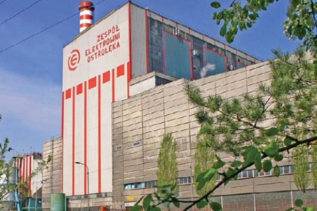 Energa: nie pracujemy nad sprzedażą projektu Ostrołęka