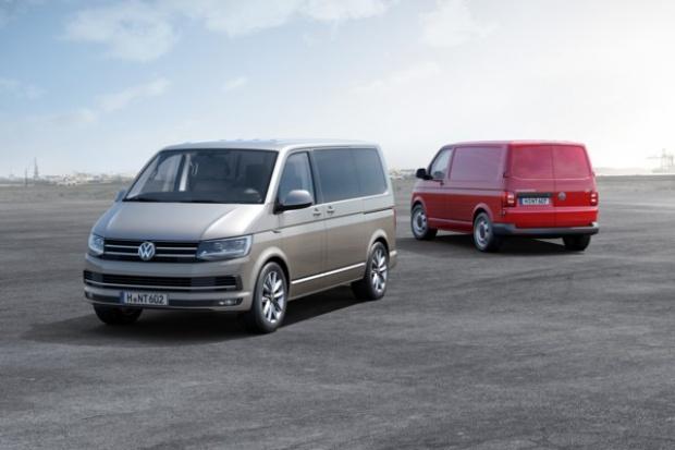 Więcej aut użytkowych Volkswagena