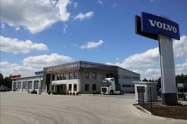 Nowy punkt dla ciężarowych Volvo i Renault