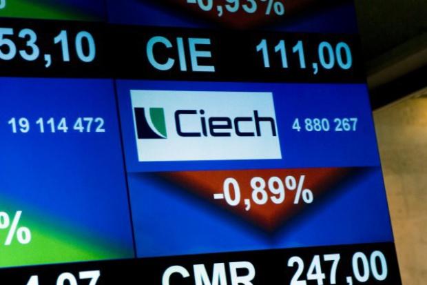 Rynek negatywnie odebrał dymisję prezesa Ciechu