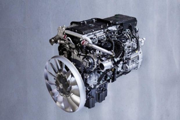 Mercedes odświeża popularny silnik ciężarowy