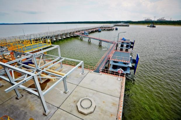 Polska nie dopłaci ani złotówki do budowy terminala LNG