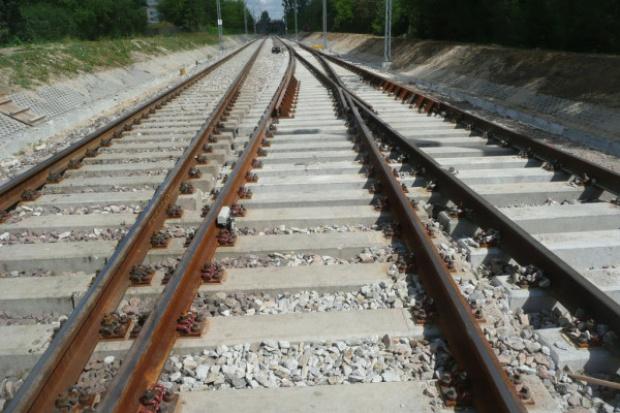 Olsztyńska sieć tramwajowa z podkładami Track Tec