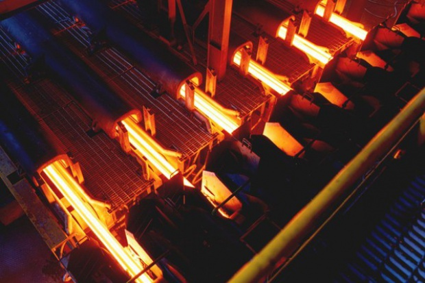Huta CMC Poland kupuje gaz od PGE Obrót