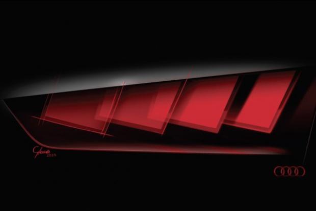 Audi wykorzystuje technologię OLED