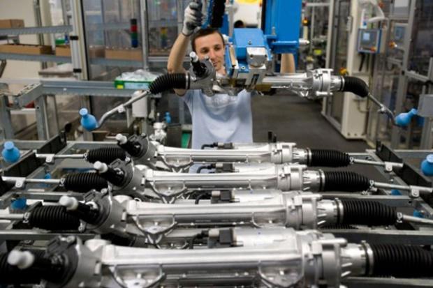 50 mln elektrycznych układów kierowniczych Bosch