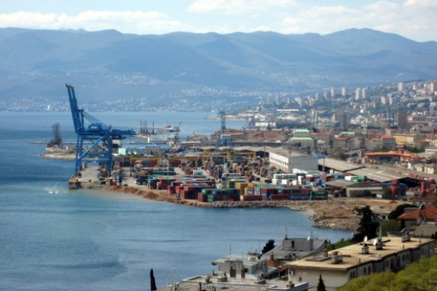 OT Logistics współwłaścicielem operatora portu w Rijece