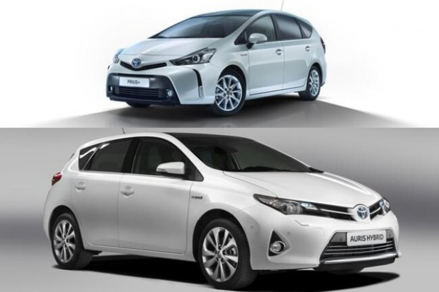 Niektóre hybrydy Toyoty wymagają kontroli w ASO