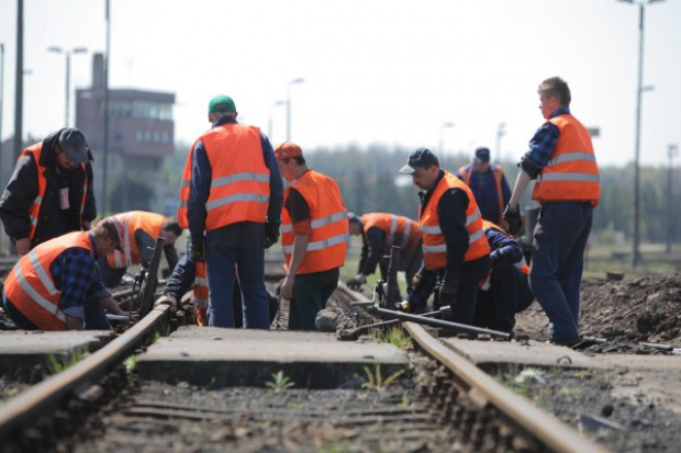 PLK remontuje odcinki linii kolejowych m.in. w Sosnowcu