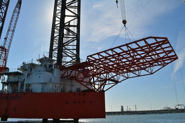 """Lotos przygotowuje się do przebudowy platformy """"Petrobaltic"""""""