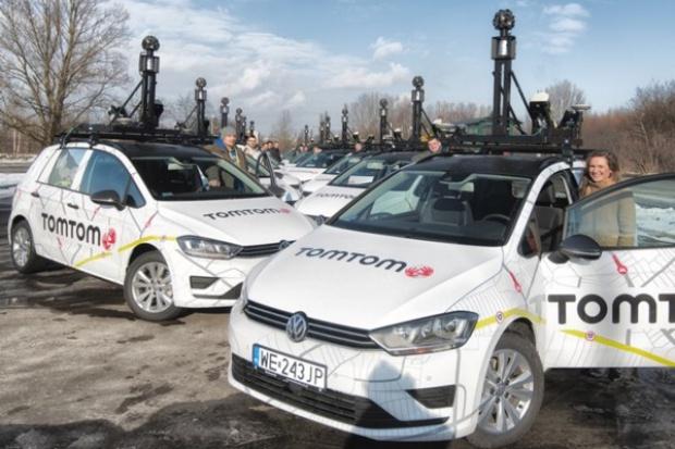 Bosch i TomTom pracują nad nawigacją do pojazdów zautomatyzowanych
