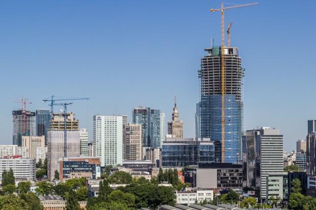 Wieżowiec Warsaw Spire zapełnia się najemcami
