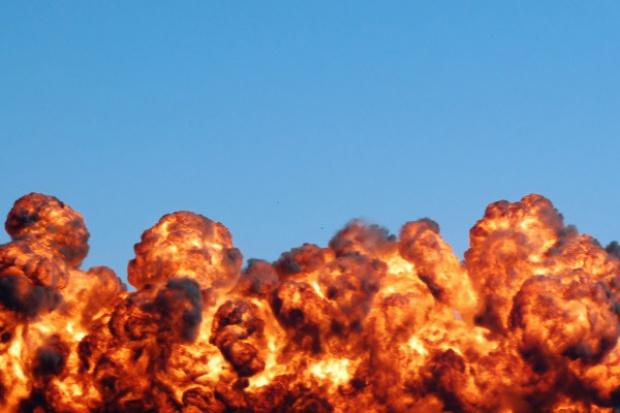 Niemcy: 10 rannych w wybuchu w zakładach chemicznych w Krefeld