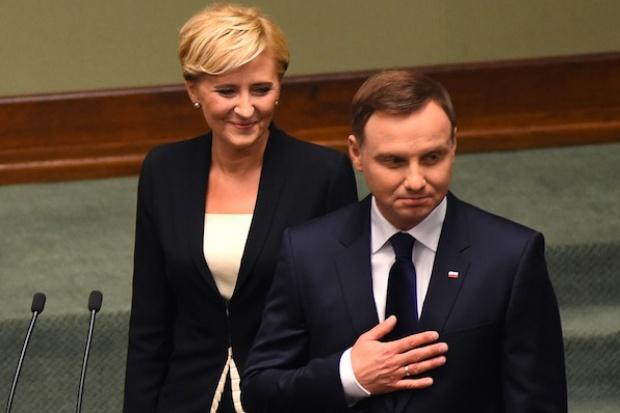 Prezydent Duda w orędziu: konieczne wzmocnienie polskiej gospodarki