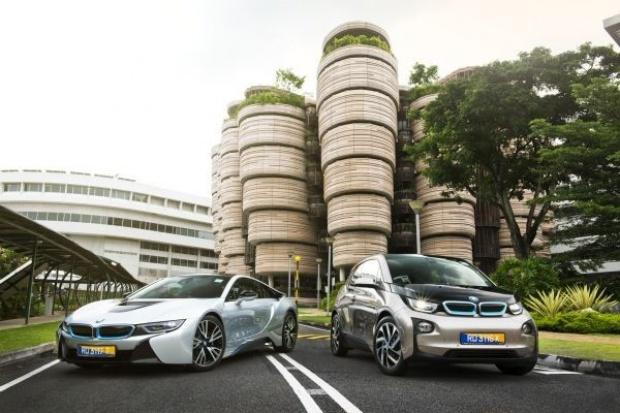 BMW rozwija badania w Azji