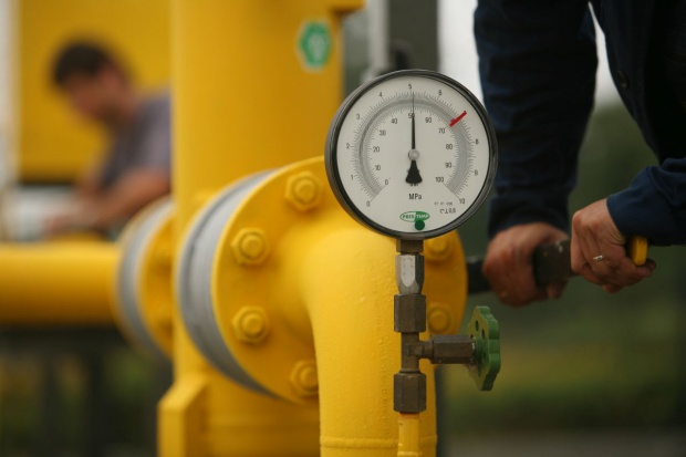 Wciąż mało gazu w ukraińskich magazynach