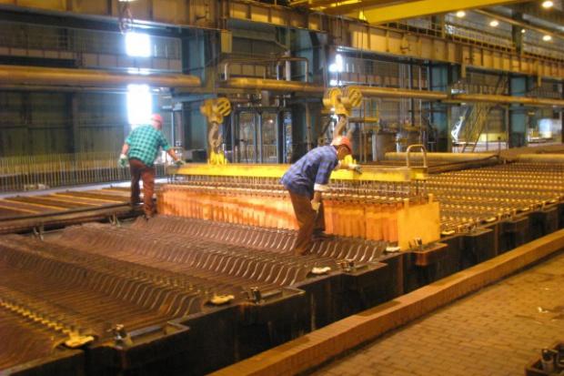 KGHM: ograniczenia dostaw prądu bez wpływu na produkcję