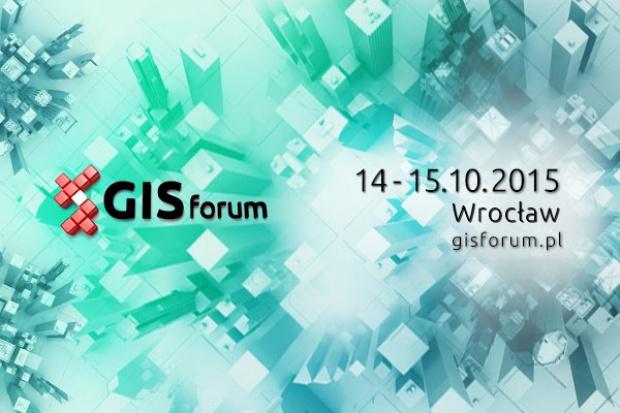 """GISforum 2015 pod hasłem """"Nowy wymiar GIS"""""""