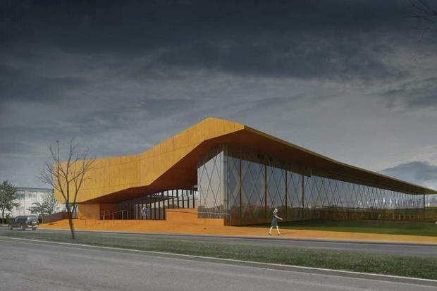 Kraków zbuduje halę dla sportowców