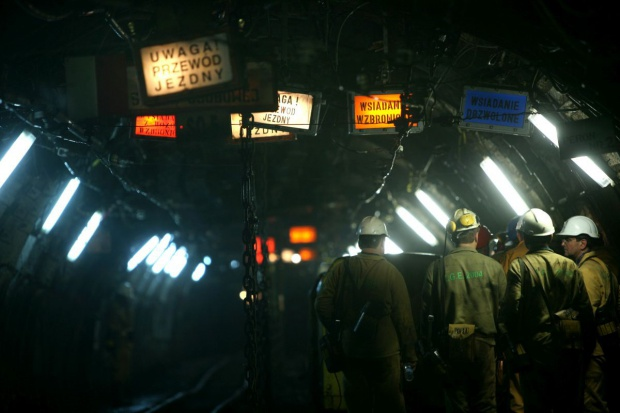 Wydobycie węgla w Tauronie ze stratą