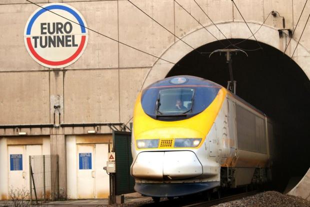 Większa ochrona policyjna dla eurotunelu
